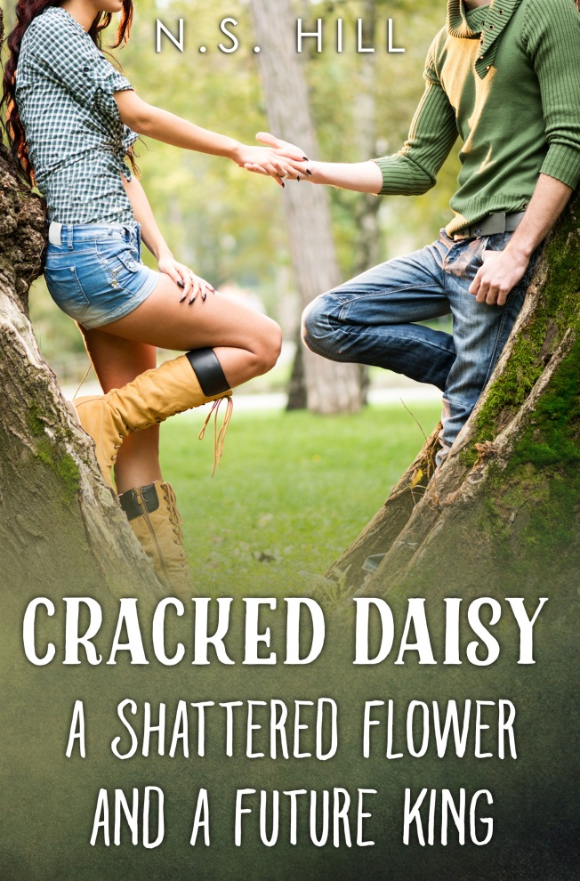 Cracked Daisy: The Cracked Daisy Series - Book One