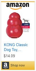 Kong Dog Toy